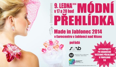 V lednu čeká Eurocentrum znovu velká módní show Made in Jablonec