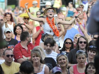 Maloskalská noc 2014 hlásí návrat ke kořenům rodinného festivalu