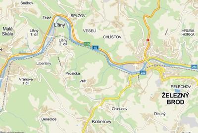 Trasu cyklostezky z Líšného do Železného Brodu navrhnou do konce letních prázdnin