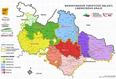 Jak nalákat turisty do Libereckého kraje? Hledají nové logo i slogan