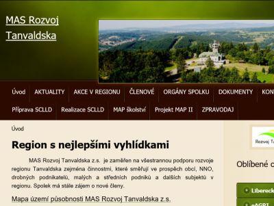 MAP Tanvaldsko II připravuje řadu aktivit
