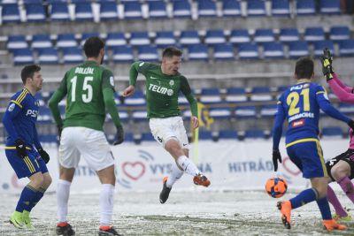 Páté ligové vítězství Jabloneckých v řadě