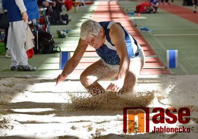 Obrazem: MČR veteránů v atletice