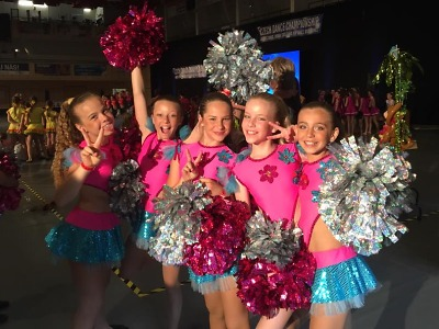 Nejlepší tanečníci se utkali v Jablonci na českém šampionátu