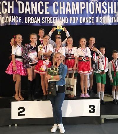 Taneční mistrovství v disciplínách WADF se vrací do Jablonce