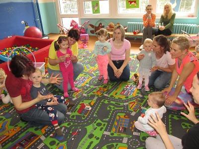 Říjnový program Mateřského a dětského centra Maják v Tanvaldě