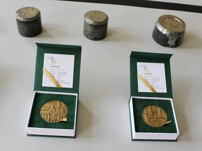 Medaile Gratias Tibi Ago – Vzdávám Ti Dík byla představena veřejnosti