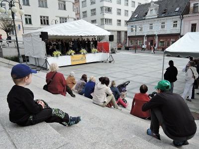 Druhý týden Města plného tónů je ve znamení mladých hudebníků