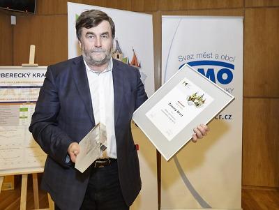 Železný Brod obhájil titul Město pro byznys Libereckého kraje