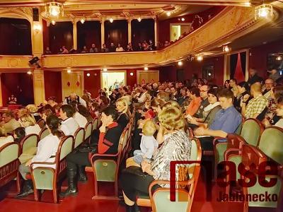 Program Městského divadla Jablonec v březnu