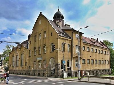 Jablonecké městské lázně se musely uzavřít