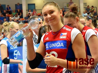 Michaela Mlejnková obhájila titul Volejbalistky roku