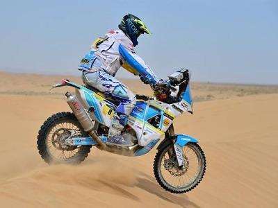 Nejen o Rallye Dakar bude povídat Milan Engel