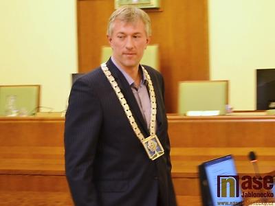 Zastupitelé Jablonce odvolali primátora Kroupu