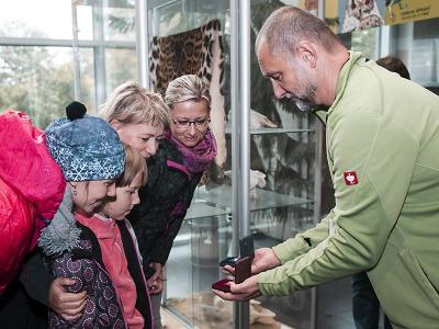 Zoo Liberec má medaili v rodině nezapomenutelných příběhů