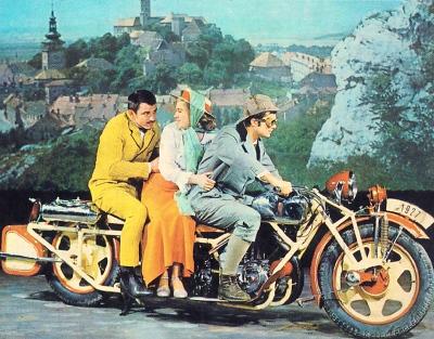 Technické muzeum představuje v nové expozici legendární motocykl