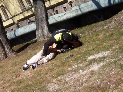 Jablonečtí strážníci řešili případy opilství, ztráty orientace a pořezání