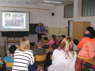 Prevence kriminality pokračovala i na jabloneckých základních školách