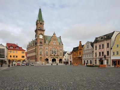 Krajským historickým městem 2013 Frýdlant, čtvrtý skončil Jablonec