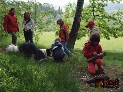Mateřská škola Montessori v Jablonci otevřela lesní třídu
