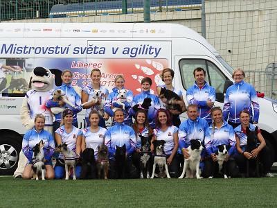 Češi vstupují do boje o tituly mistrů světa v agility