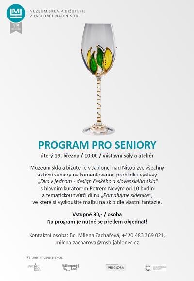 Jablonecké muzeum se otevře seniorům