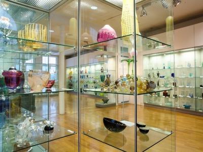 Přehled výstav a aktivit Muzea skla a bižuterie o prázdninách