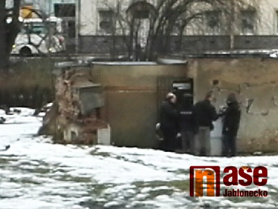 V centru Jablonce nalezli tělo mrtvého muže