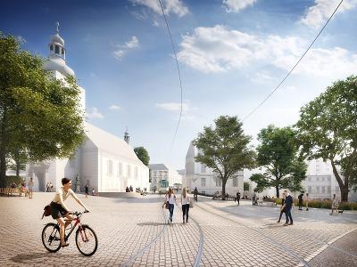 Soutěže architektů na podobu dvou území v Jablonci mají své vítěze
