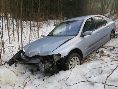 Následky dopravních nehod v Libereckém kraji meziročně klesly