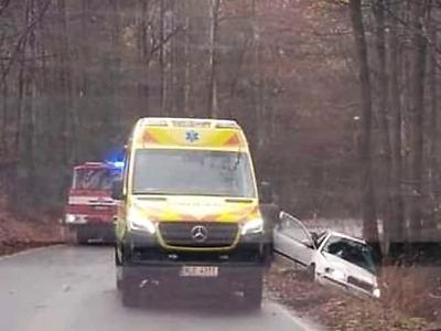 Na Jablonecku došlo ve svátek 17. listopadu ke dvěma nehodám