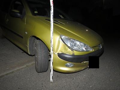 Spolujezdec donutil podnapilého řidiče ve Smržovce zastavit
