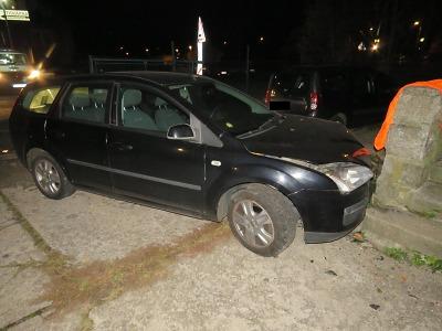 Ve smržovské ulici Hlavní se srazila dvě auta