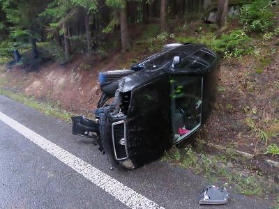 Nehody v kraji si letos vyžádaly už 5 obětí a 17 těžce zraněných