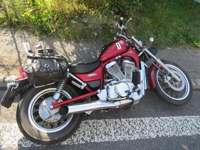 Ve Velkých Hamrech havaroval motorkář