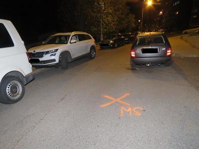 Pod vlivem alkoholu řidič ve Velkých Hamrech nezvládl řízení
