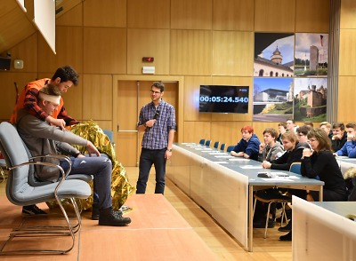 Liberecký kraj hostil program pro mladé a začínající řidiče