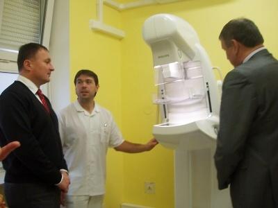Město Jablonec pomáhá dál rozvíjet místní nemocnici