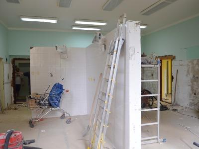 Rekonstrukce ortopedie jablonecké nemocnice začala od 1. září