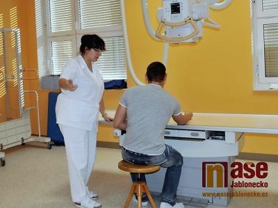 Jablonecká nemocnice pokračuje v modernizaci přístrojového vybavení