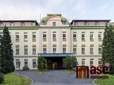 Dokončují přestavbu nemocnice Tanvald