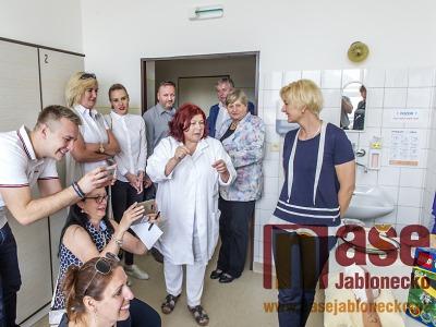 Kraj podpoří projekt modernizace Ústavu chirurgie ruky ve Vysokém