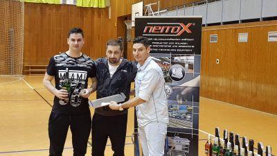 První ročník NERROX cupu se v Tanvaldě povedl