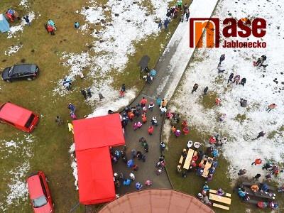 Obrazem: 11. ročník novoročního výstupu na Nisanku