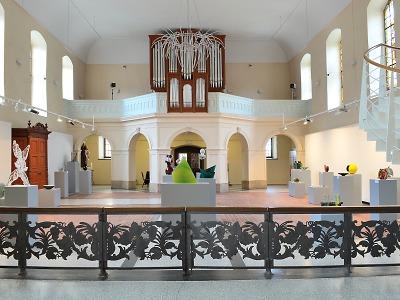 Patronku města Jablonec uctí mimořádnou bohoslužbou