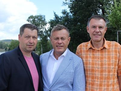 Nová budoucnost pro Jablonec zahájila kampaň do zastupitelstva