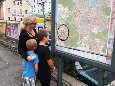 Mapy města Jablonec už nedělají ostudu