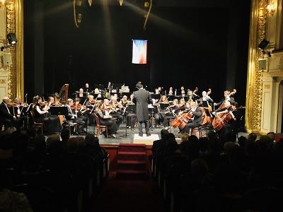 Novoroční koncert dýchl noblesou i emocemi