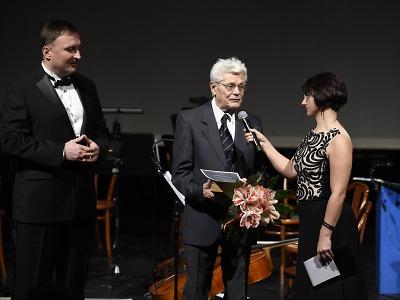Ceny Pro Meritis 2017 obdrží Ivo Jörg a Pavel Šochman
