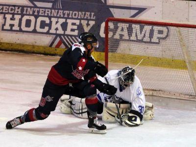 Úspěšné vykročení Vlků do II. hokejové ligy